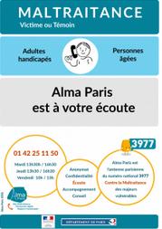Télécharger l'Affiche Alma Paris.