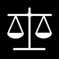 La balance de la loi.